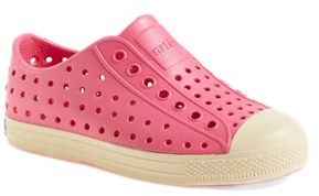 Toddler Native Shoes 'Jefferson' Slip-On Sneaker $32 thestylecure.com