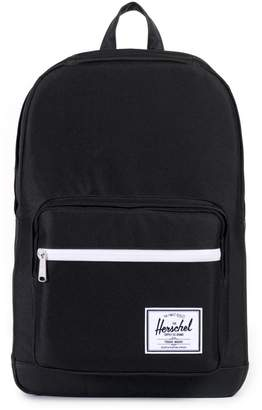 Herschel Pop Quiz Black Backpack