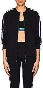 NO KA 'OI No Ka'Oi Women's Anuenue Nola Embellished Jacket-Black