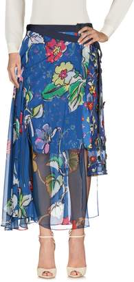 Sacai Knee length skirts - Item 35388269IU