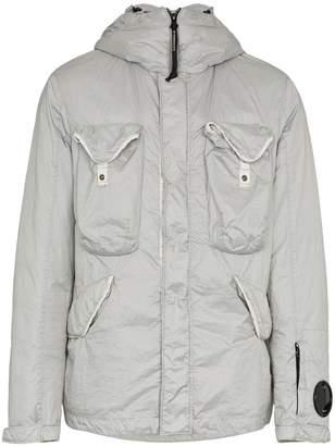 C.P. Company nyfoil goggle jacket