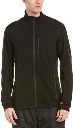 Icebreaker Merino Descender Wool-Blend Jacket