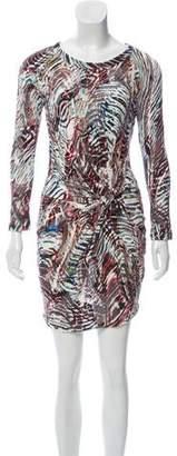 IRO Gordon Open Knit Dress
