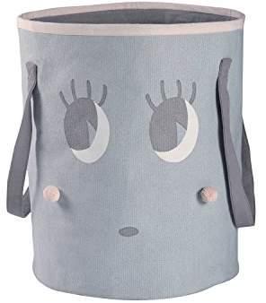 Nattiot Molly Grey Storage Basket 30X0)