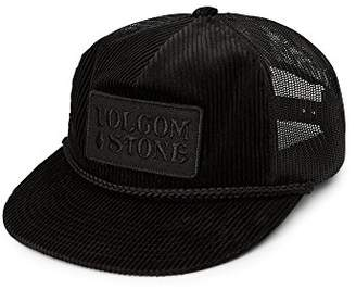 Volcom Men's Wrecker Cheese Hat