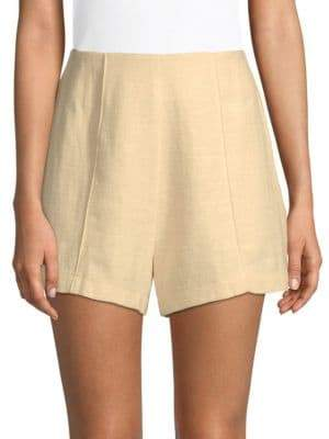 ASTR the Label Rubi Textured Shorts