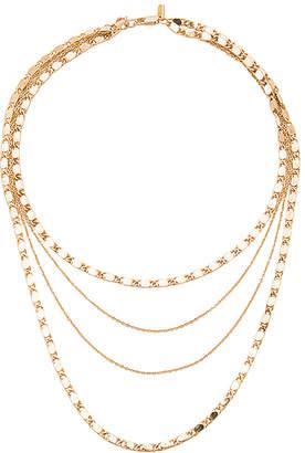 Vanessa Mooney Eiffel Necklace