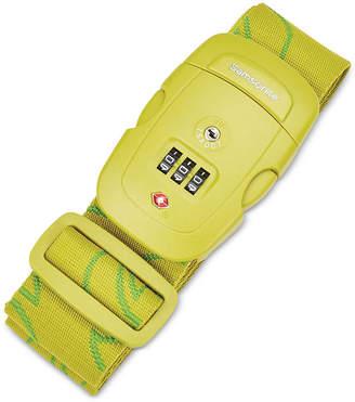 Samsonite 3-Dial Combination Luggage Strap