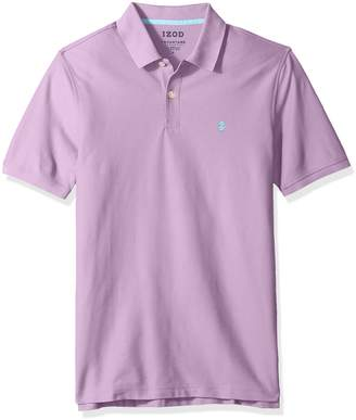 Izod Men's Advantage Performance Solid Polo (Regular and Slim Fit)