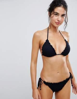 43fe6cf4e82815 Seafolly Havana Slide Triangle Bikini Top