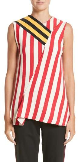 Women's Calvin Klein 205W39Nyc Stripe Top