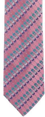 Paul Smith Silk Jacquard Tie