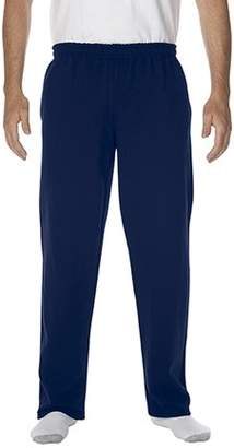 Gildan Men's Open Bottom Pocketed Sweatpant