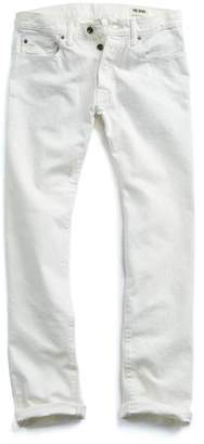 Todd Snyder Made in L.A. Selvedge White Jean