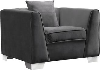 Cambridge Silversmiths Armen Living Contemporary Sofa Chair
