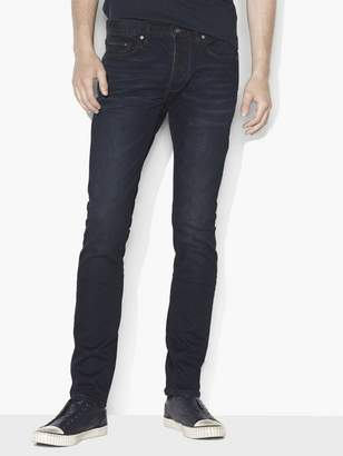John Varvatos Wight Jean With Stud Detailing