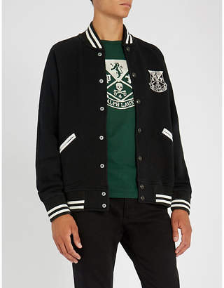 Polo Ralph Lauren New York Crew baseball jacket