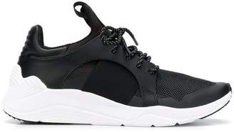 McQ perforated mesh sneakers