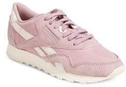 Reebok Classics Lace-Up Sneakers