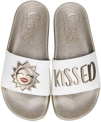 646e6a1ba68c Sam Edelman Flynn Pool Slides Women Shoes