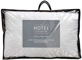 Hotel Collection Ultimate Luxury Australian Wool Rich Pillow – Single