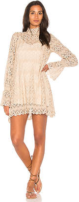 Free People Simone Mini Dress