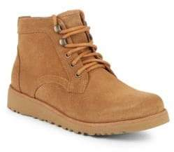 UGG Little Boy's Shearling Lined Suede Chukka Boots