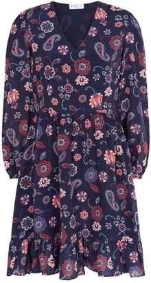 Claudie Pierlot Floral Paisley Mini Dress