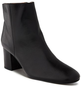 Whistles Logan Square Toe Ankle Booties $329 thestylecure.com