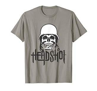 headshot tee Ghost Skull t-shirt men women daddies T-Shirt