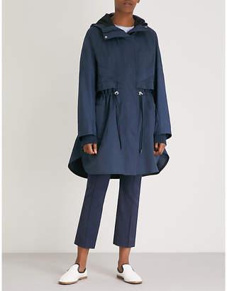 Sportmax Dida hooded shell parka coat