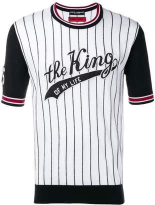 Dolce & Gabbana The King jumper