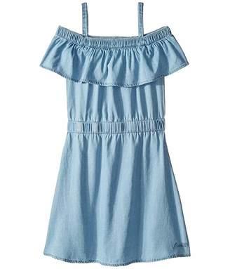 Levi's Kids Off the Shoulder Dress (Toddler)