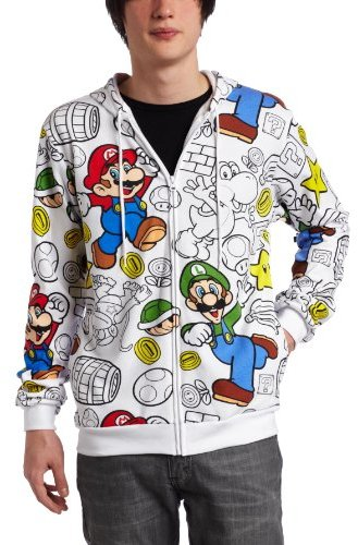 Freeze Men's Nintendo Hoodie