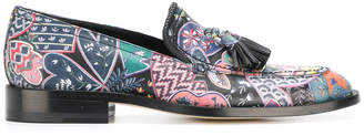Paul Smith tassel embellished loafers