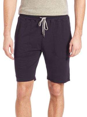 Saks Fifth Avenue COLLECTION French Terry Drawstring Shorts