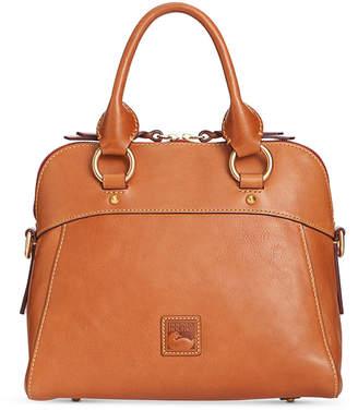 Dooney & Bourke Cameron Medium Florentine Leather Satchel