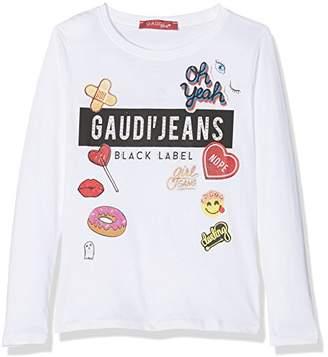Gaudi' Gaudì Girl's M/Lunga T-Shirt,98 cm
