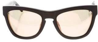 Westward Leaning Westward\\Leaning Reflective Square Sunglasses