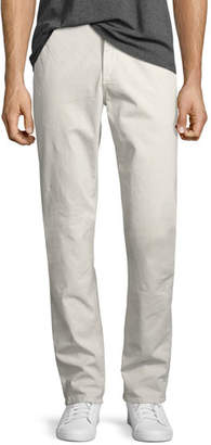 Rag & Bone Men's Standard Issue Fit 2 Mid-Rise Relaxed Slim-Fit Chinos, Stone