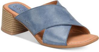 b.o.c. Elba Dress Sandals Women's Shoes $85 thestylecure.com
