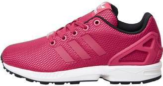 adidas Girls ZX FLUX Trainers Unity Pink/Unity Pink/White