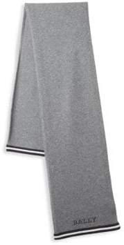 Bally Silk Logo Scarf