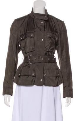 Belstaff Cargo Belted Jacket