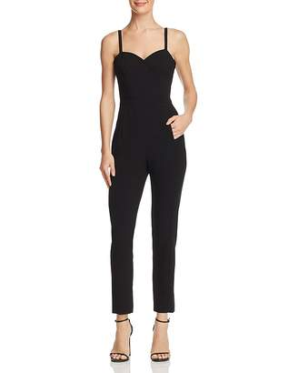 Black Halo Daria Tapered Jumpsuit