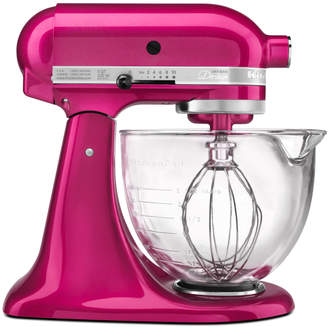 KitchenAid Raspberry Ice Susan G. Komen Artisan Stand Mixer