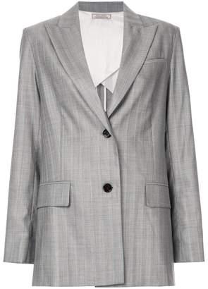Nina Ricci striped relaxed blazer