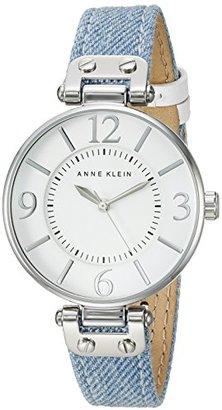 Anne Klein (アン クライン) - Anne Klein Women 'sクオーツブルーCasual Watch ( Model : 10 / 9169wtld )