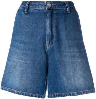 Carhartt wide leg shorts