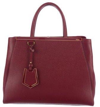 FendiFendi Medium 2Jours Bag